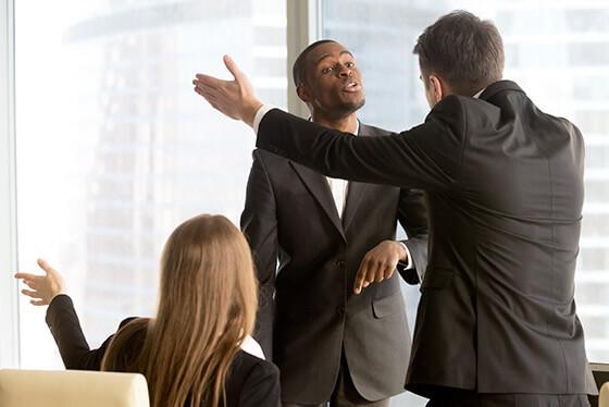 rencontres au sein d'une entreprise